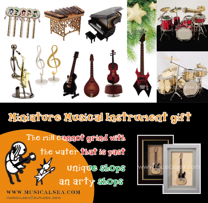 Miniature Musical gift-If you are a retailer,you should see it