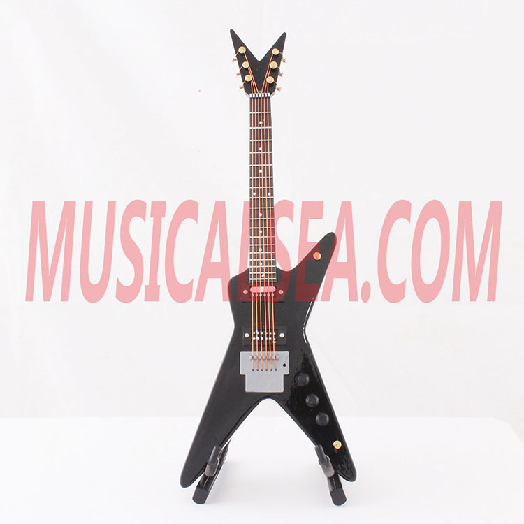 Hot selling miniature guitar for wooden chris