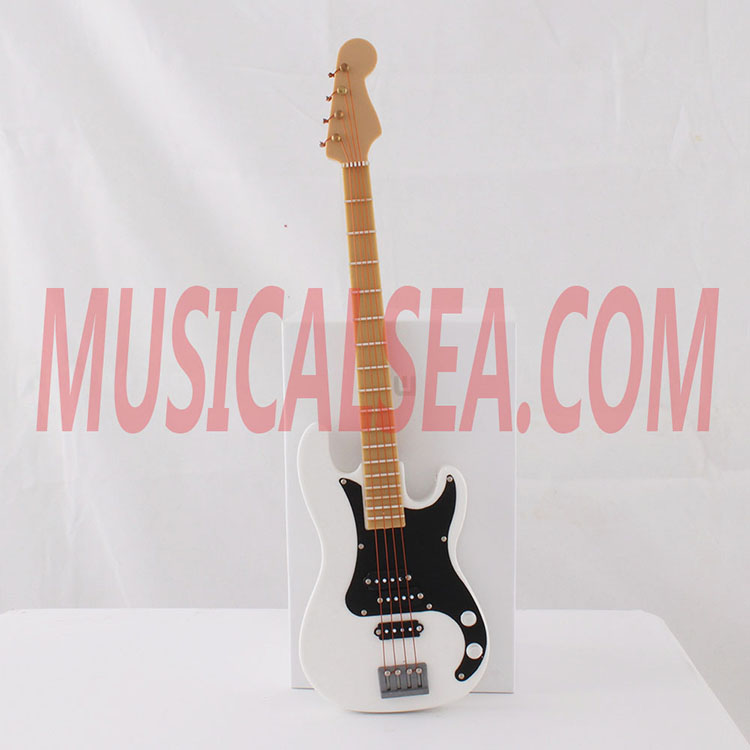 Mini guitar ornament mini musical instrument
