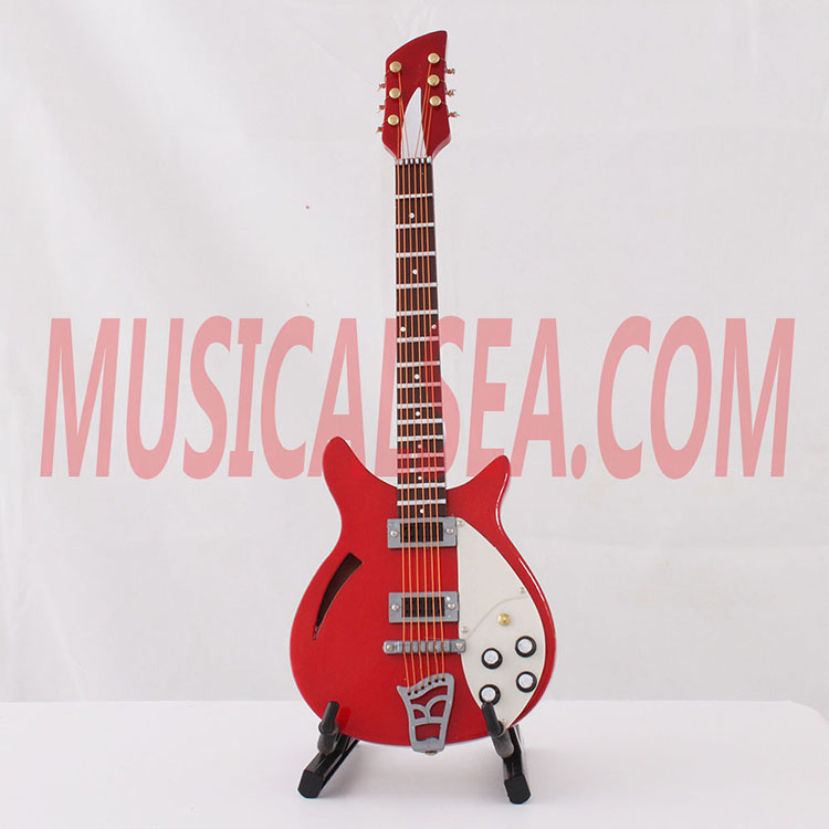 Hot sale miniature guitar musical instrument