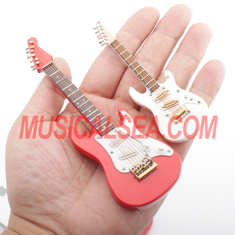 Replica electric guitar musical instrument fo