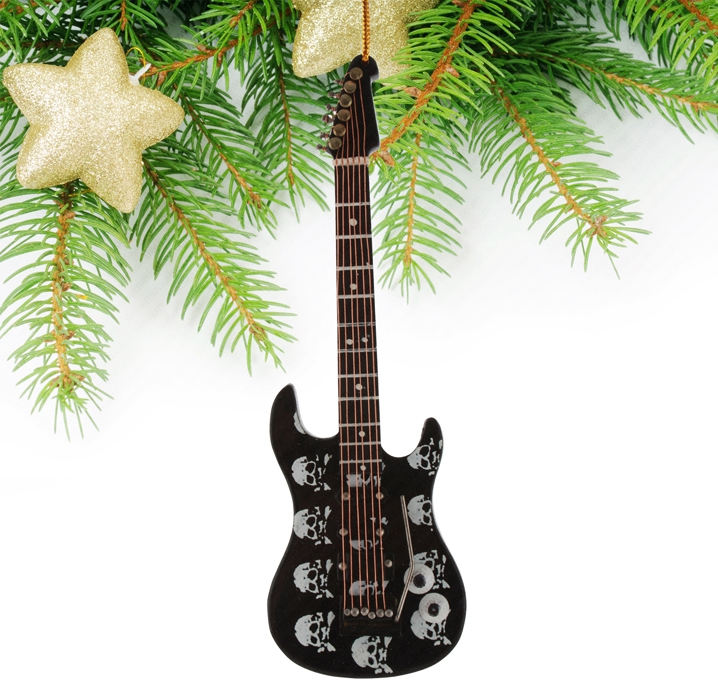 Christmas Tree Ornament Musical Instrument