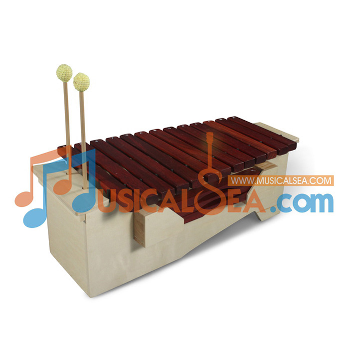 Colorful Xylophone, tone bell set, percussion musical instrument