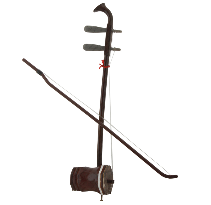 Miniature Brown Erhu